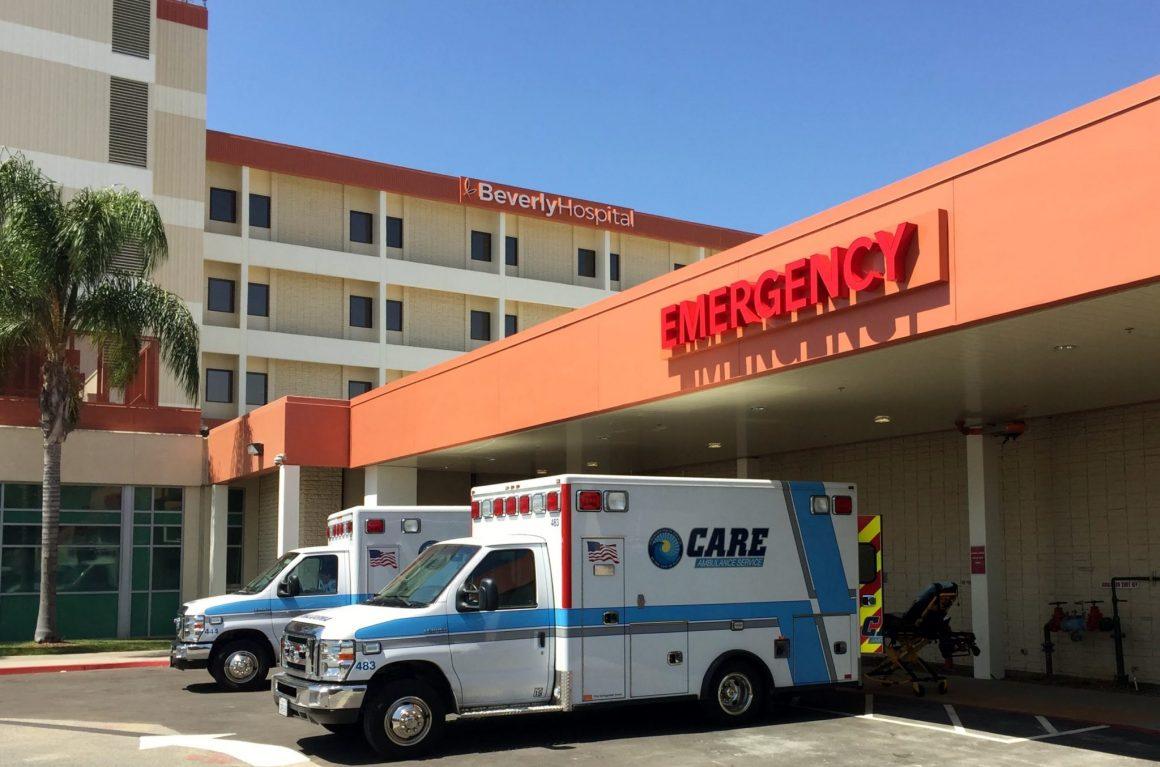 Beverly Hospital Montbello